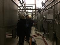 Brouwerij Sint-Jozef Opitter bezocht door N-VA Bree